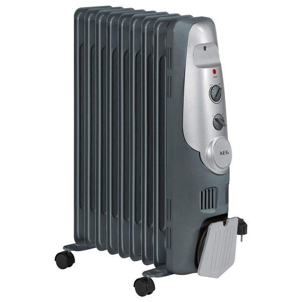 Le radiateur à bain d'huile: un chauffage efficace et disponible à bon prix