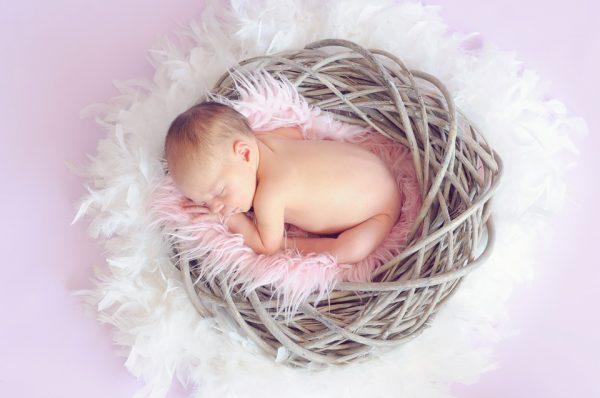 Les premiers battements du cœur de bébé ?